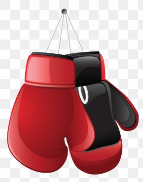 Boxing Gloves - Boxing Glove Punch Clip Art PNG