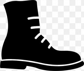 Boot - Combat Boot Clip Art PNG