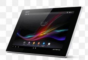 Tablet Image - Sony Xperia Tablet Z Sony Xperia Z Series Samsung Galaxy Note 10.1 Sony Xperia V PNG