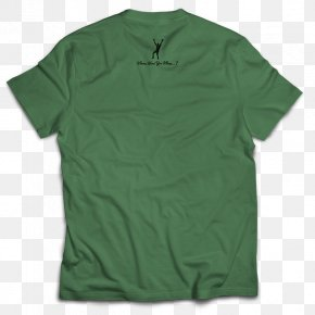T-shirt - T-shirt Sleeve Act III: M.O.T.T.E World Tour Green PNG