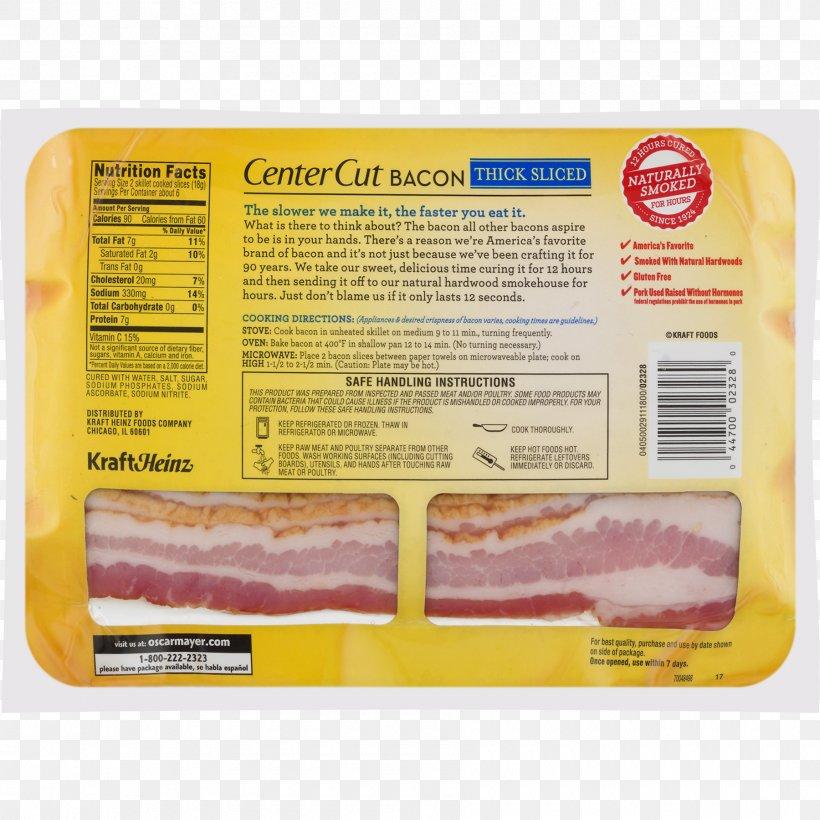 Back Bacon Cooking Oscar Mayer