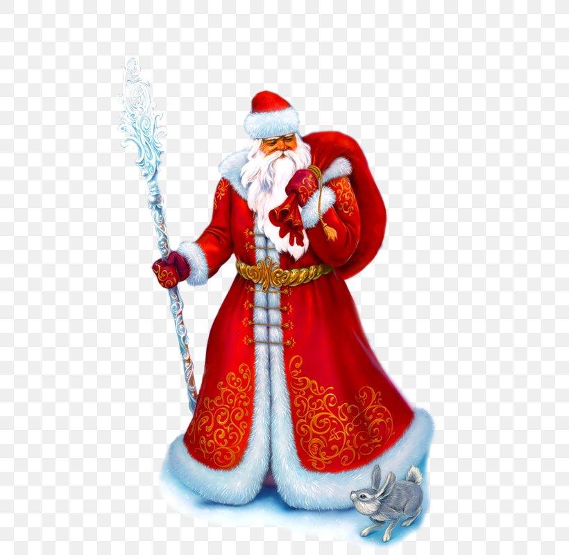 Ded Moroz Snegurochka Santa Claus Ziuzia Grandfather, PNG, 565x800px, Ded Moroz, Birthday, Christmas, Christmas Decoration, Christmas Ornament Download Free