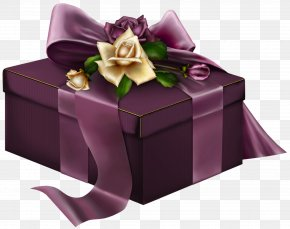 Box - Gift Wrapping Box Clip Art PNG