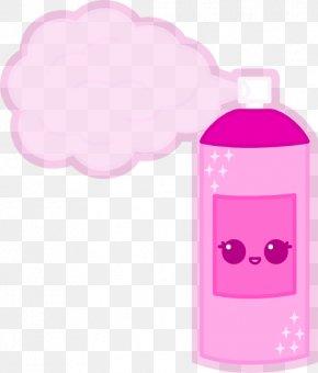 Hairspray Cliparts - Hair Spray Drawing Aerosol Spray Clip Art PNG
