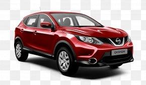 Nissan Car - Nissan Qashqai Car Nissan X-Trail Nissan JUKE PNG