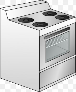 Range Cliparts - Cooking Ranges Wood Stoves Gas Stove Clip Art PNG