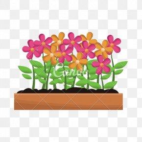 Pot Plant - Flowerpot Table Wood Floristry PNG