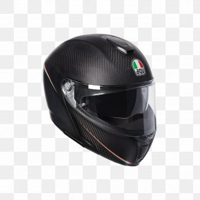 Motorcycle Helmets - Motorcycle Helmets AGV Integraalhelm Carbon Fibers PNG