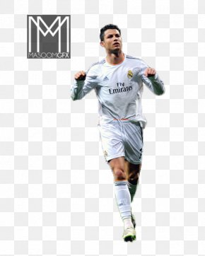 Cristiano Ronaldo Image - Real Madrid C.F. La Liga Football Player PNG