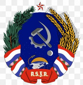 United States - United States Republics Of The Soviet Union Coat Of Arms Socialist State Socialism PNG