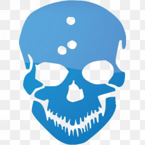 Skull - Human Skull Symbolism Decal Sticker Skull And Crossbones PNG