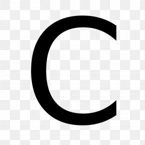 C - Letter Case Alphabet Cursive PNG