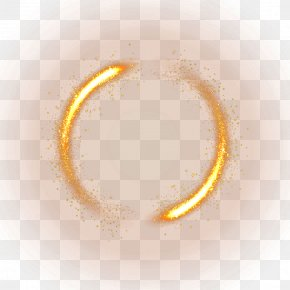Yellow Light Effect Material - Light PNG