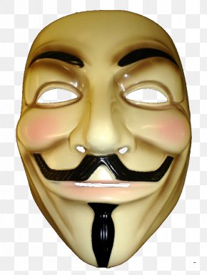 Mask Transparent Image - Guy Fawkes Mask V For Vendetta Guy Fawkes Mask PNG