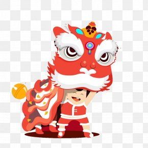 Lion - Chinese New Year New Years Day Lunar New Year PNG