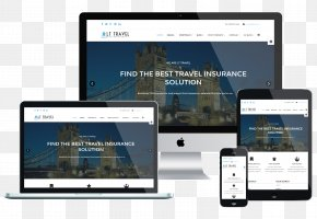 Responsive - Responsive Web Design Page Layout Web Template Bootstrap PNG