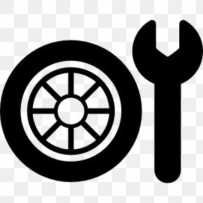 Car - Car Tire Wheel Automobile Repair Shop PNG