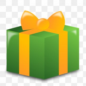 Free Vector Christmas Art - Christmas Gift Box Clip Art PNG