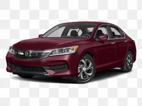 Honda Accord - 2017 Honda Accord LX CVT Sedan Car Honda Today PNG