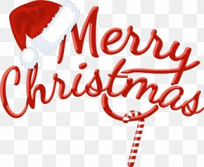 Christmas - Christmas And Holiday Season Text PNG