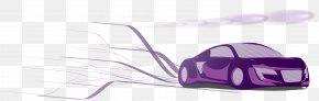 Vector Swift Car - Fashion Accessory Purple PNG