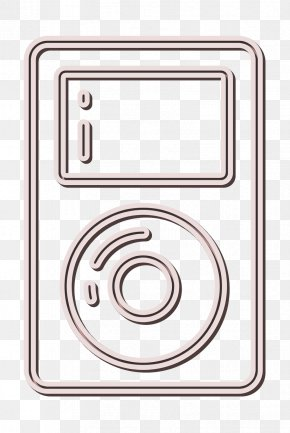 Metal Rectangle - Free Icon Hipster Icon Ipod Icon PNG