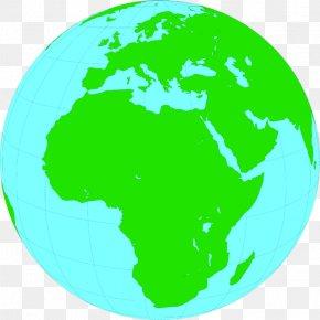Globe - Globe Africa World Clip Art PNG