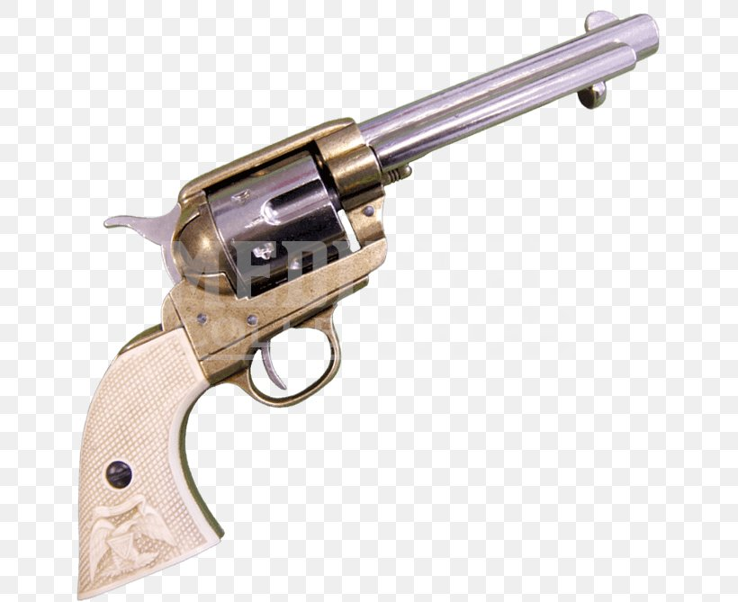 Revolver American Frontier Trigger Firearm Colt Single Action Army, PNG, 669x669px, 45 Acp, 45 Colt, Revolver, Air Gun, American Frontier Download Free