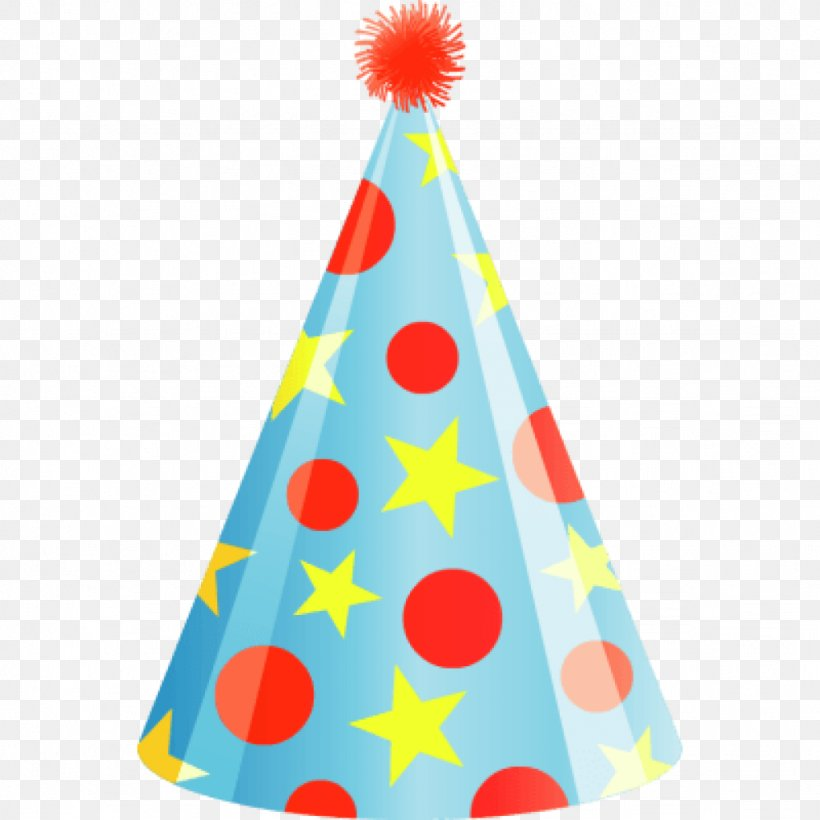 Party Hat Birthday Clip Art, PNG, 1024x1024px, Party Hat, Balloon, Birthday, Birthday Candle, Christmas Decoration Download Free