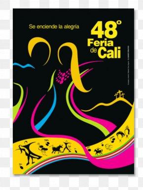 Feria - 2018 Cali Fair Poster El Bando Creativo PNG
