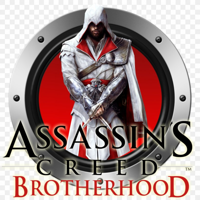 Assassin's Creed: Brotherhood Ezio Auditore The Elder Scrolls V: Skyrim Assassin's Creed III, PNG, 894x894px, Ezio Auditore, Assassins, Brand, Desmond Miles, Elder Scrolls V Skyrim Download Free