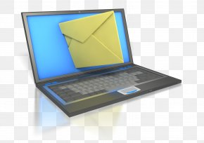 Email - Email Box Internet Laptop PNG