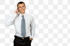 Business Gentleman - White-collar Worker Formal Wear Dress Shirt Suit Male PNG
