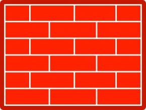 Brick - Firewall Computer Network Denial-of-service Attack Clip Art PNG