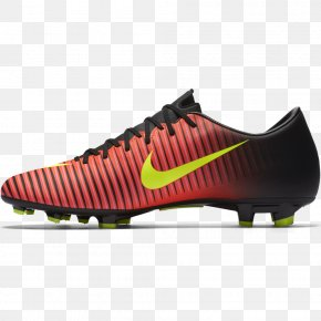 Nike - Nike Mercurial Vapor Football Boot Cleat Shoe PNG