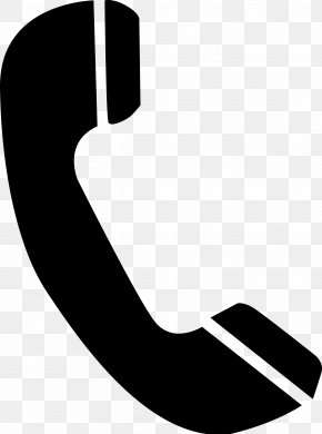 Telephone Picture - Telephone Handset Clip Art PNG