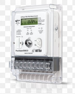 Smart Meter - Electricity Meter Electronics Three-phase Electric Power Maximum Demand Indicator PNG