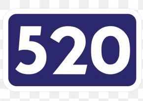 520 - Second-class Roads In The Czech Republic Route II/540 Route II/524 Route II/526 Route II/527 PNG