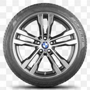 Wheel Rim - BMW X5 Car Rim Wheel PNG