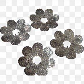 Silver - Silver Petal Jewellery PNG