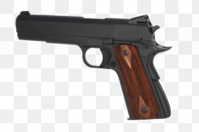 Blue Barrel - Firearm Colt's Manufacturing Company M1911 Pistol .45 ACP PNG