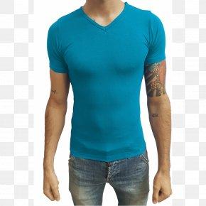 T-shirt - T-shirt Sleeve Neckline Collar PNG