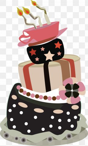 Vector Birthday Cake - Birthday Cake SMS Happy Birthday To You Text Messaging PNG