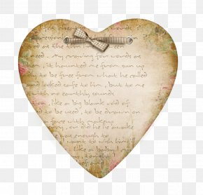 Love Writing - Heart JPEG Drawing Paper Design PNG
