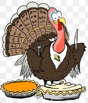 Thanksgiving Turkey - Turkey Thanksgiving Dinner Holiday Clip Art PNG