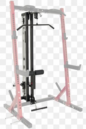 Free Picture Frame To Pull - Power Rack Pulldown Exercise Dumbbell Bench PNG