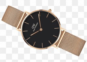 Watch - Watch Daniel Wellington Classic Petite Bracelet Clock PNG