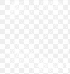 White Spider Web Vector - Black And White Angle Point Pattern PNG