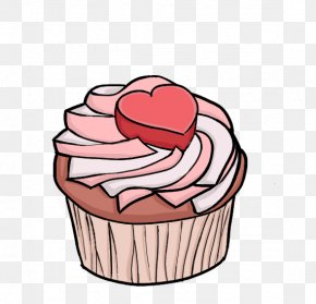 Muffin - Cupcake Muffin Technical Drawing Pencil PNG