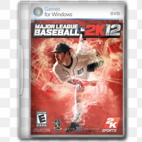 Major League Baseball 2K12 - Pc Game Xbox 360 Video Game Software PNG